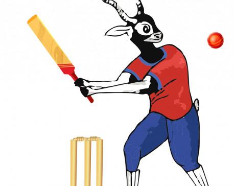 साग क्रिकेटः नेपाल ४१ रनले पराजित, श्रीलंका र बांग्लादेश फाइनलमा