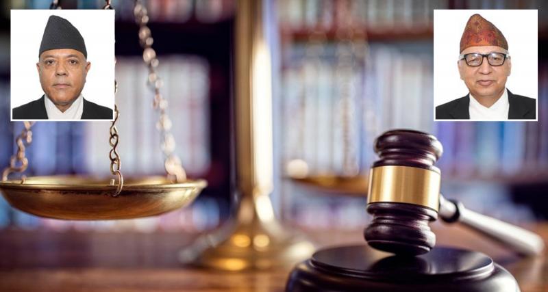 दीपक कार्की र आनन्दमोहन भट्टराईको राय– न्यायाधीश अविश्वासिला भए न्याय पनि विश्वासिलो हुन सक्दैन