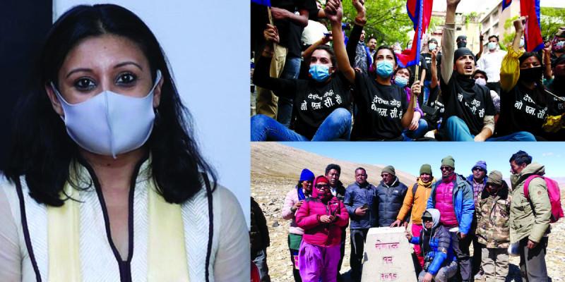 भूराजनीतिको भुमरीमा नेपाल